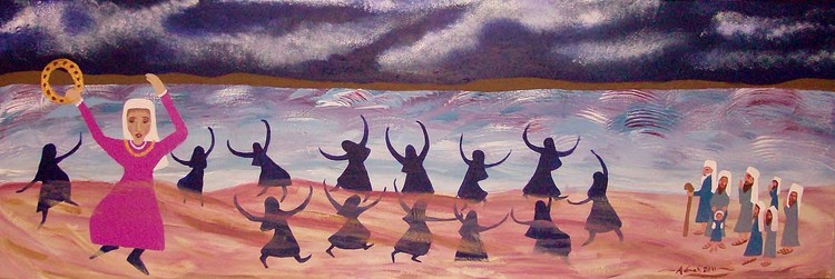 Miriam And The Women Danced