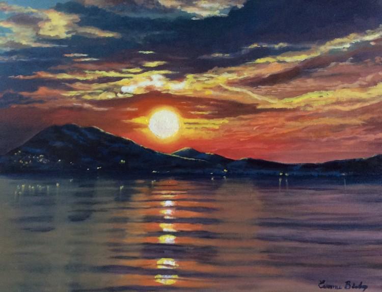 Konocti Sunset