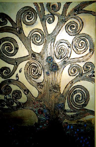 A TRIBUTE 2 KLIMPT'S ...TREE OF LIFE