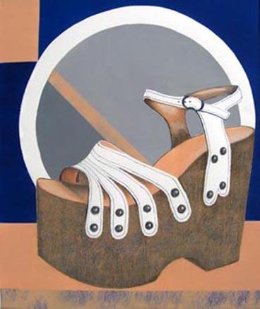 historical shoe design