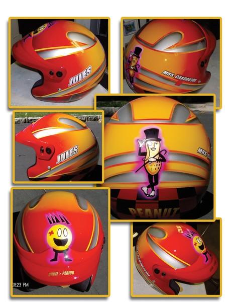 Mrs. Cardoctor Helmet