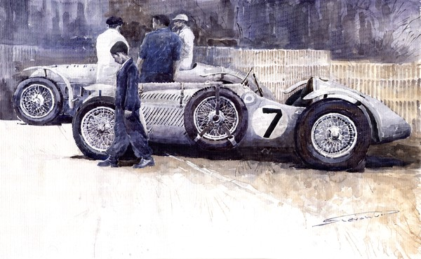 First Met Up Talbot Lago Le Mans 1950