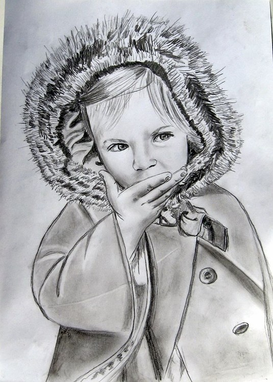 little girl 1