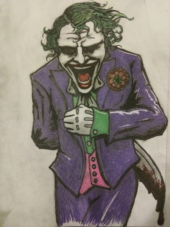 Joker(takeabow)