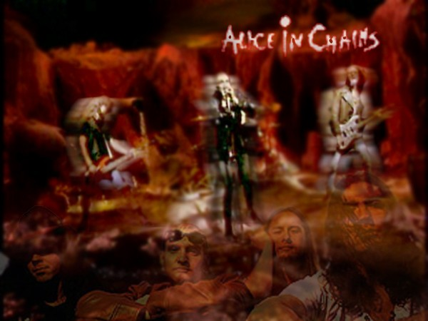 Alice in Chains wallpaper