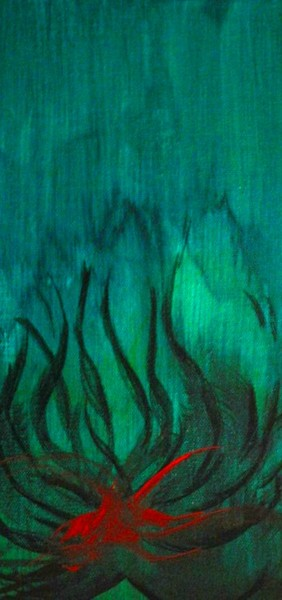 BURST IN GREEN