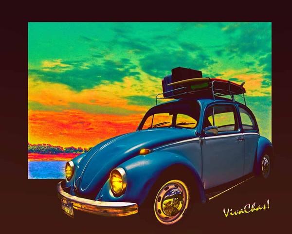 VW Surf Rod