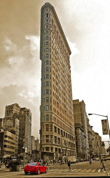 New York's Flatiron Building (2)