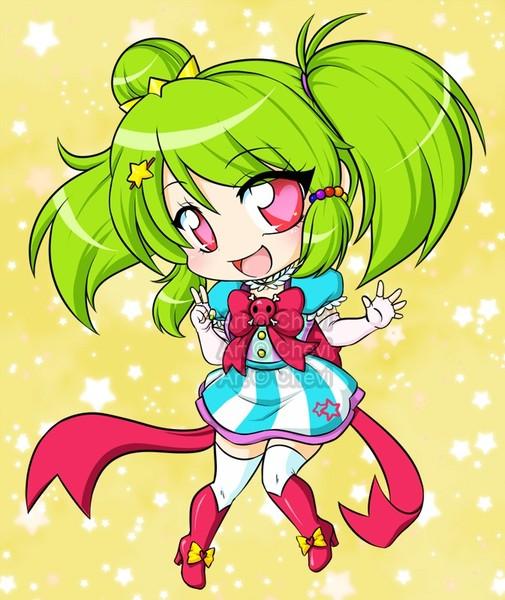 Chibi Princess Lime