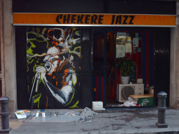 Bob Marley for Chekere Jazz