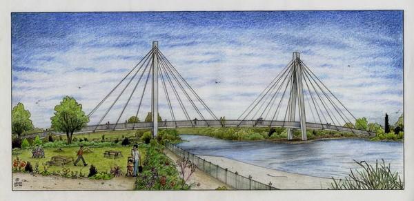 Beeston Bridge Proposals Over the Trent