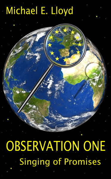 Book Cover - Observation One