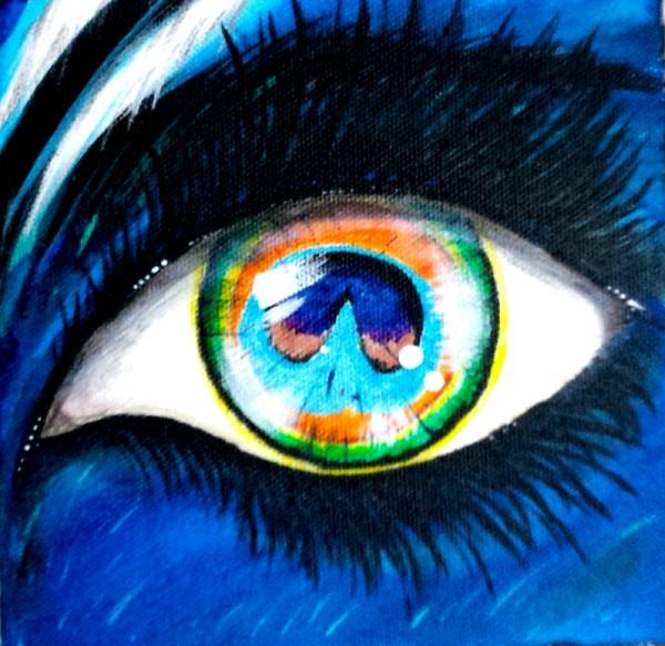 Eye Into Infinity