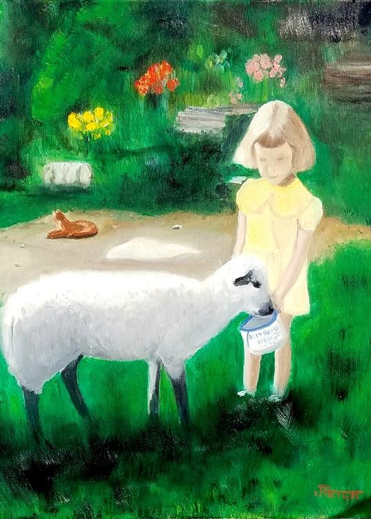 Carolyn's Lamb