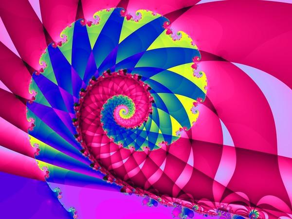 Big spiral