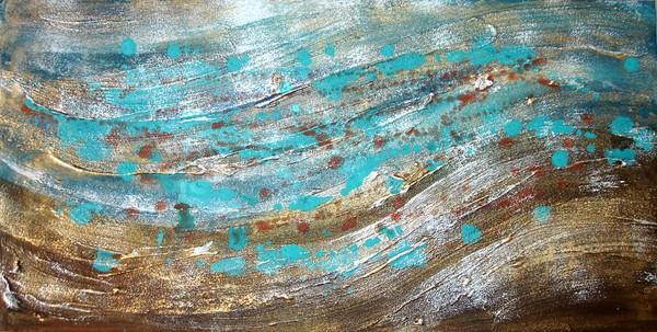 Unregimented turquoise