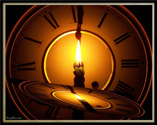 Flickering Moments In Time