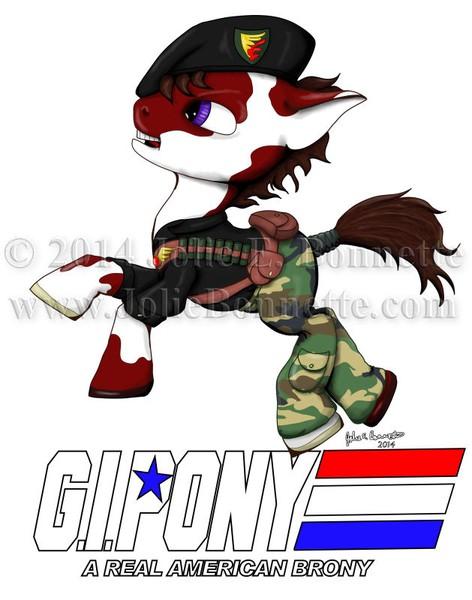 G.I. Pony: A Real American Brony