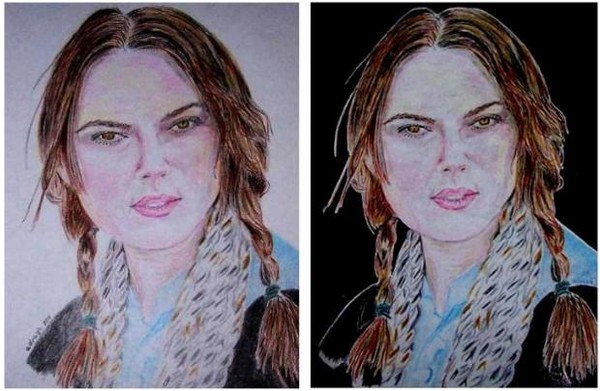 Keira Knightley Progression