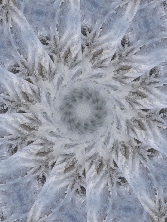 Icy Mandala 2