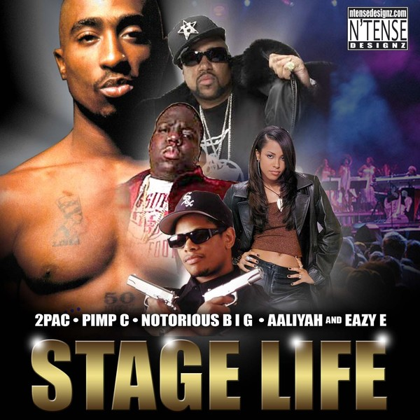 Stage Life CD Cover