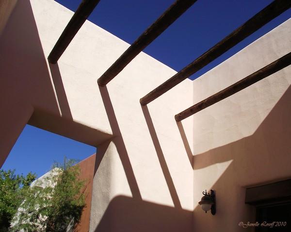 Desert Doorway -Clark County Museum