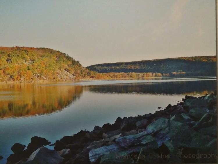 Fall Colors Devil's Lake
