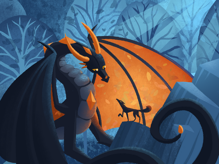 Po the Dragon