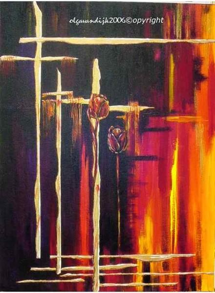 Resurrection of Golgotha (Sunset City)©