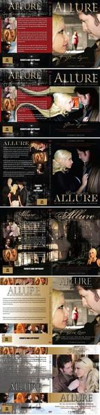 Allure DVD Designs Shawn Cain Films