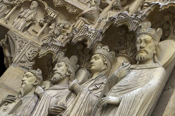 Cathedral Notre Dame de Paris-1663