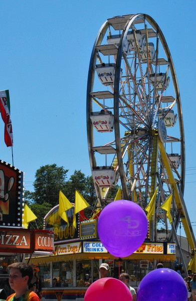 Carnivals in Town