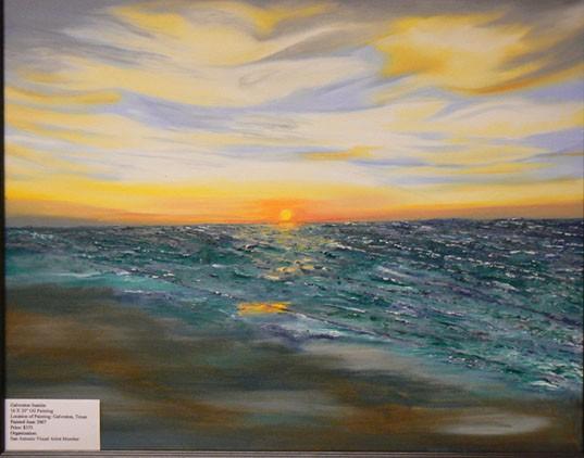Galveston Sunrise