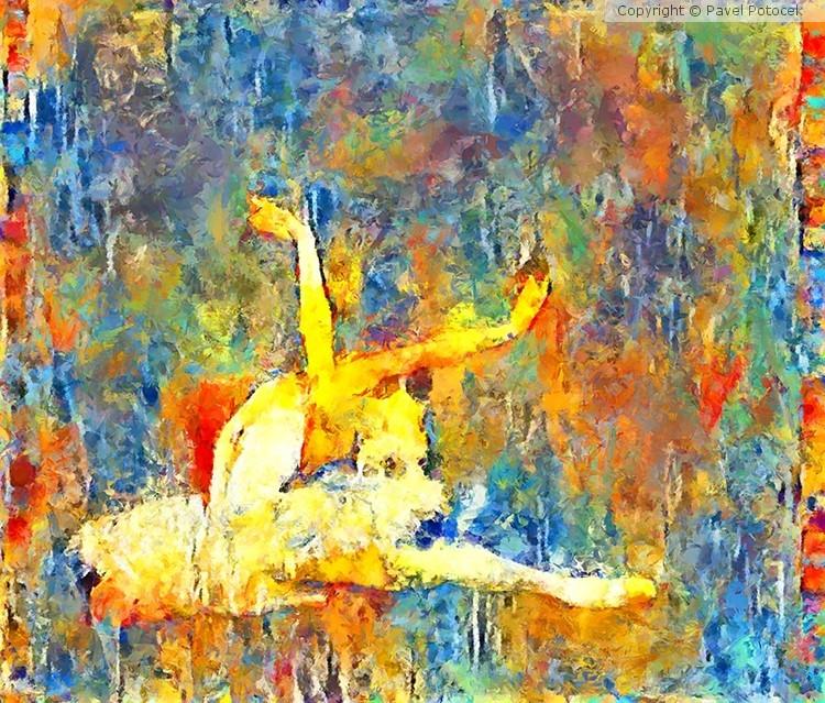 Ballet lessons XVIII
