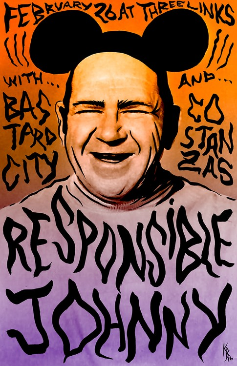 responsible johnny web