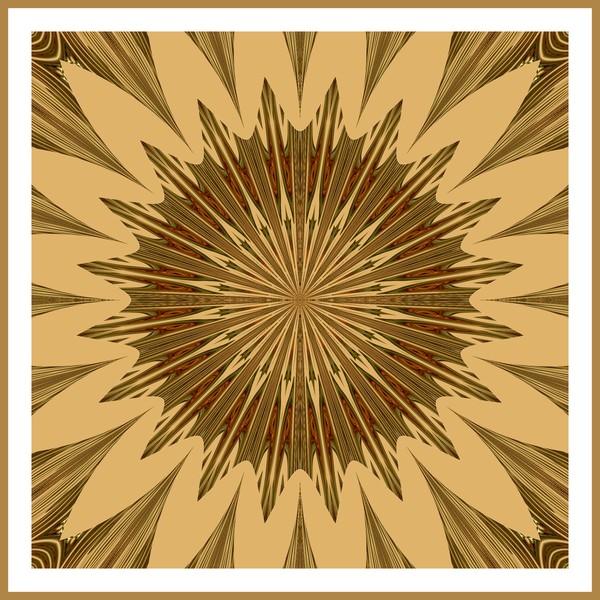 Kaleidoscope Square (One)