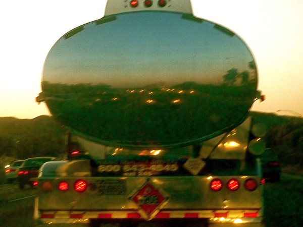 Reflections on the Freeway