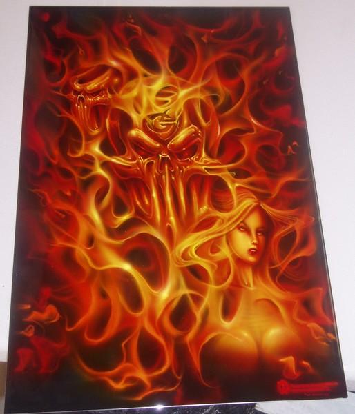 True Fire Panel