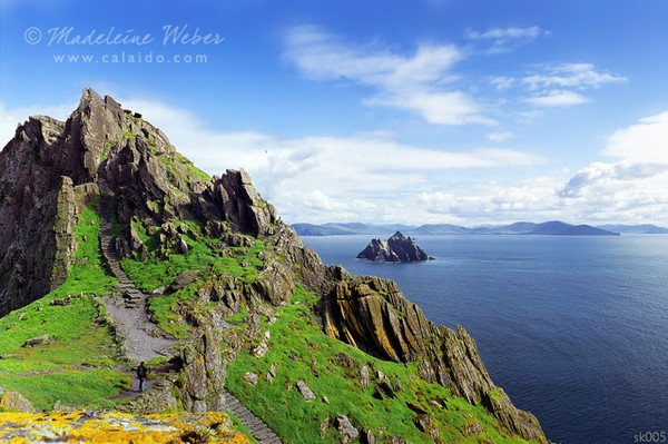 •The Great Skelligs I, Ring of Kerry by Calaido•