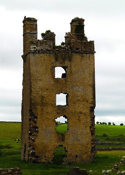 Ireland- Castle Ruins II