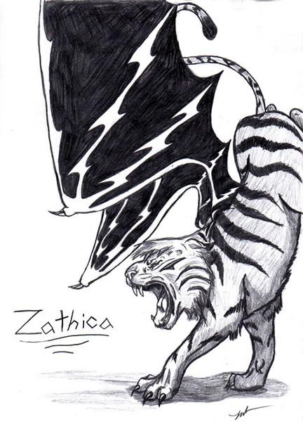 Zathica's Back