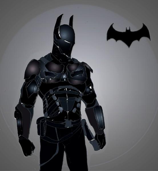 Batman...Arkham Knight