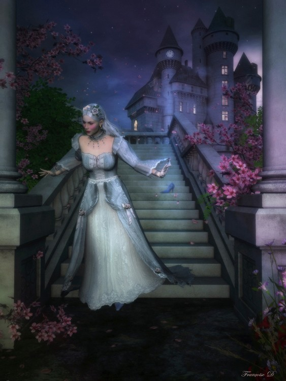 Once Upon A Time... Cinderella