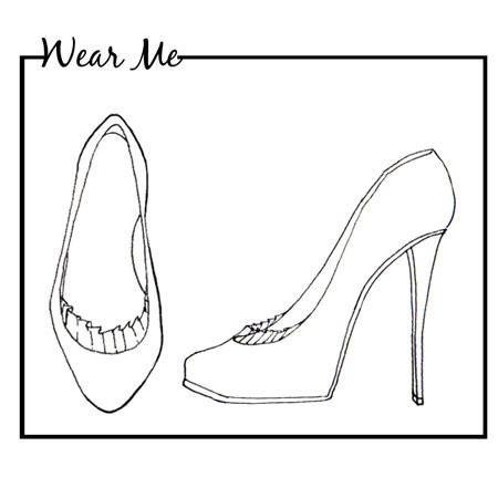 Wear Me- Shoes Pleat