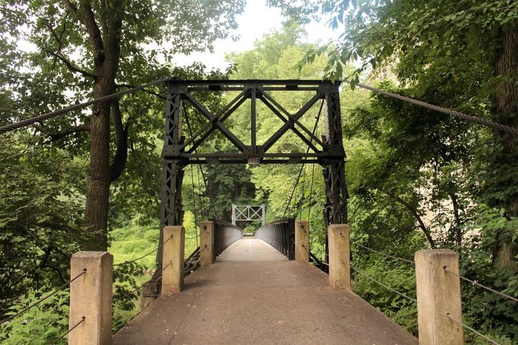 Brandywine Park DE Bridge