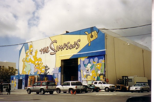 The Simpsons Sound Stage