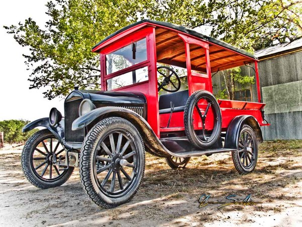Model T Delivery