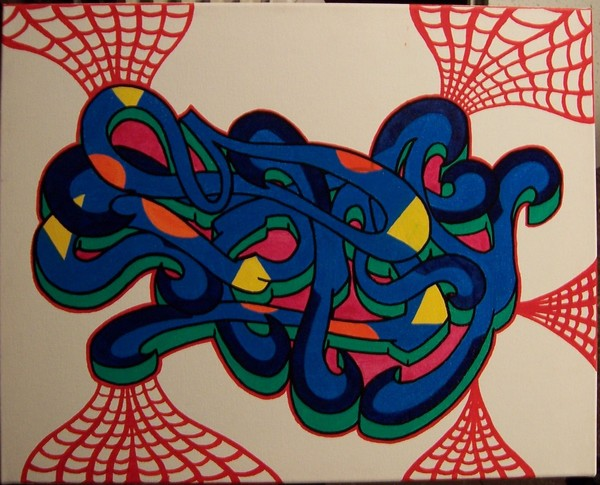 Spin 03 16X20