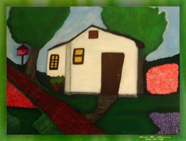 Remembering Grandma's House