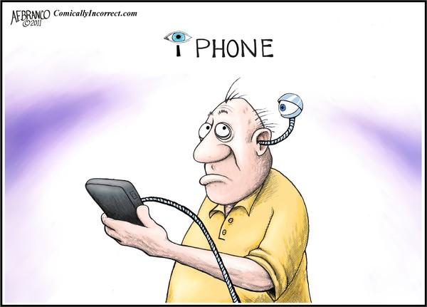 i Phone 2 (Cartoon)